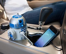 R2D2 Cell Phone Charger