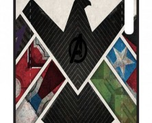 Marvel Avengers Cell Case for iPhone or Samsung