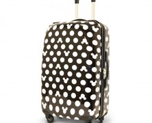 Mickey Mouse 26 Inch Rolling Luggage