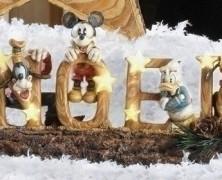 Disney Noel Table Topper