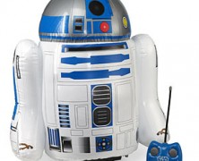 Remote Control R2D2 Inflatable