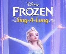 Frozen Sing-A-Long Movie Tickets