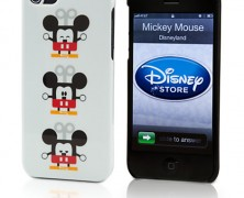 Artist Series Mickey Mouse iPhone Case
