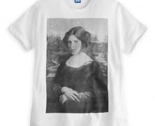Princess Leia Mona Lisa Tee