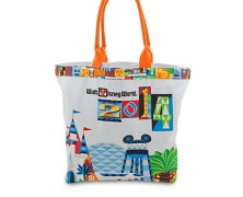 Retro Walt Disney World 2014 Tote
