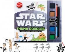 Star Wars Thumb Doodles Art Book