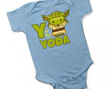 Yoda Outfit for Baby