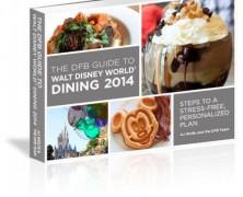 Disney Food Blog Guide to Walt Disney World Dining 2014