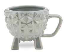 Epcot Spaceship Earth Coffee Mug