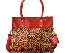 Minnie Mouse Leopard Handbag by Harveys