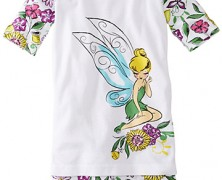 Tinker Bell Pajamas by Hanna Andersson