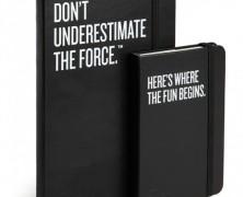 Limited Edition Star Wars Moleskine Journals