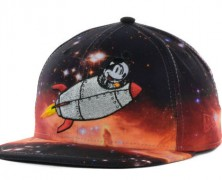 Mickey Mouse in Space Baseball Cap