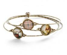 Alice in Wonderland Retro Bracelets