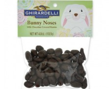 Ghirardelli Chocolate Bunny Noses