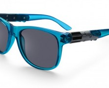 Star Wars Light-up Light Saber Sunglasses