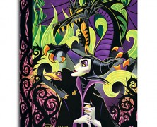 Maleficent Giclee Art
