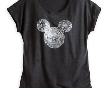 Mickey Mouse Mirror Ball Tee
