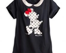 Minnie Mouse Peter Pan Collar Shirt