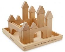 Disney Castle Wooden Blocks by Melissa and Doug