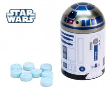 R2D2 Raspberry and Stormtrooper Citrus Sour Candies