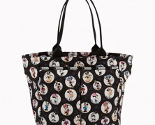 Celebrate Minnie Tote by LeSportsac