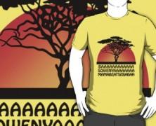 The Lion King Baobab Tee