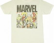 Marvel Avengers Panel Tee