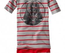Darth Vader Kids Short Pajamas