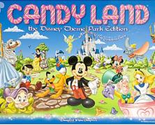 Candyland Disney Theme Park Edition