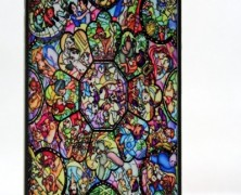 Disney Stained Glass Cell Case for iPhone
