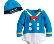 Donald Duck Suit for Baby