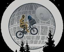 ET Star Wars Mashup Tee