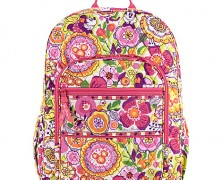 Bouncing Bouquet Backpack by Vera Bradley