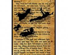 Peter Pan Neverland iPhone 5 Case