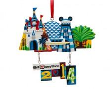 Walt Disney World 2014 Parks Ornament