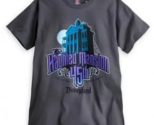Haunted Mansion Anniversary Tee – Limited Availability