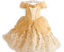 Disney Deluxe Princess Belle Costume