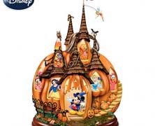 Disney Illuminated Pumpkin Castle