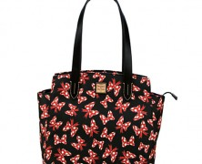 Dooney and Bourke Minnie Mouse Bow Handbag