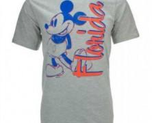 Disney Mickey Mouse Florida Gators Tee