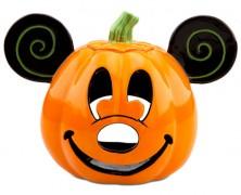 Mickey Mouse Jack O'Lantern Candle Holder