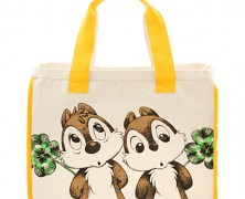Chip 'n Dale Canvas Tote