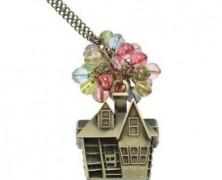 Disney Pixar Up Balloon Necklace