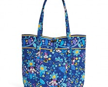 Vera Bradley Mickey and Minnie Disney Dreaming Tote