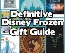 Definitive Disney Frozen Gift Guide