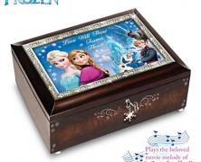 Disney Frozen Jewelry Box