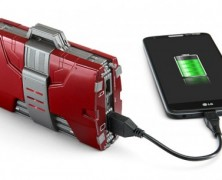 Iron Man Cell Phone and Tablet Charger
