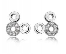 Mickey Mouse Swarovski Earrings