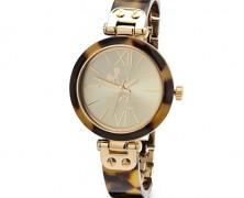 Mickey Mouse Tortoiseshell Watch